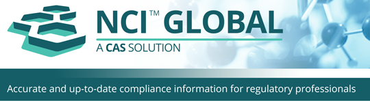 NCI Global website header