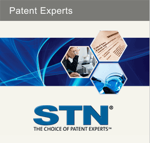 STN - The Choice Of Patent Experts