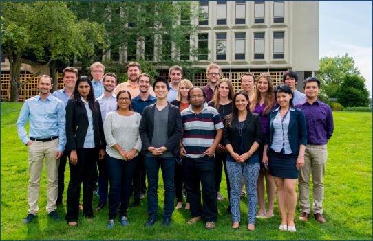 2015 Future Leaders group photo