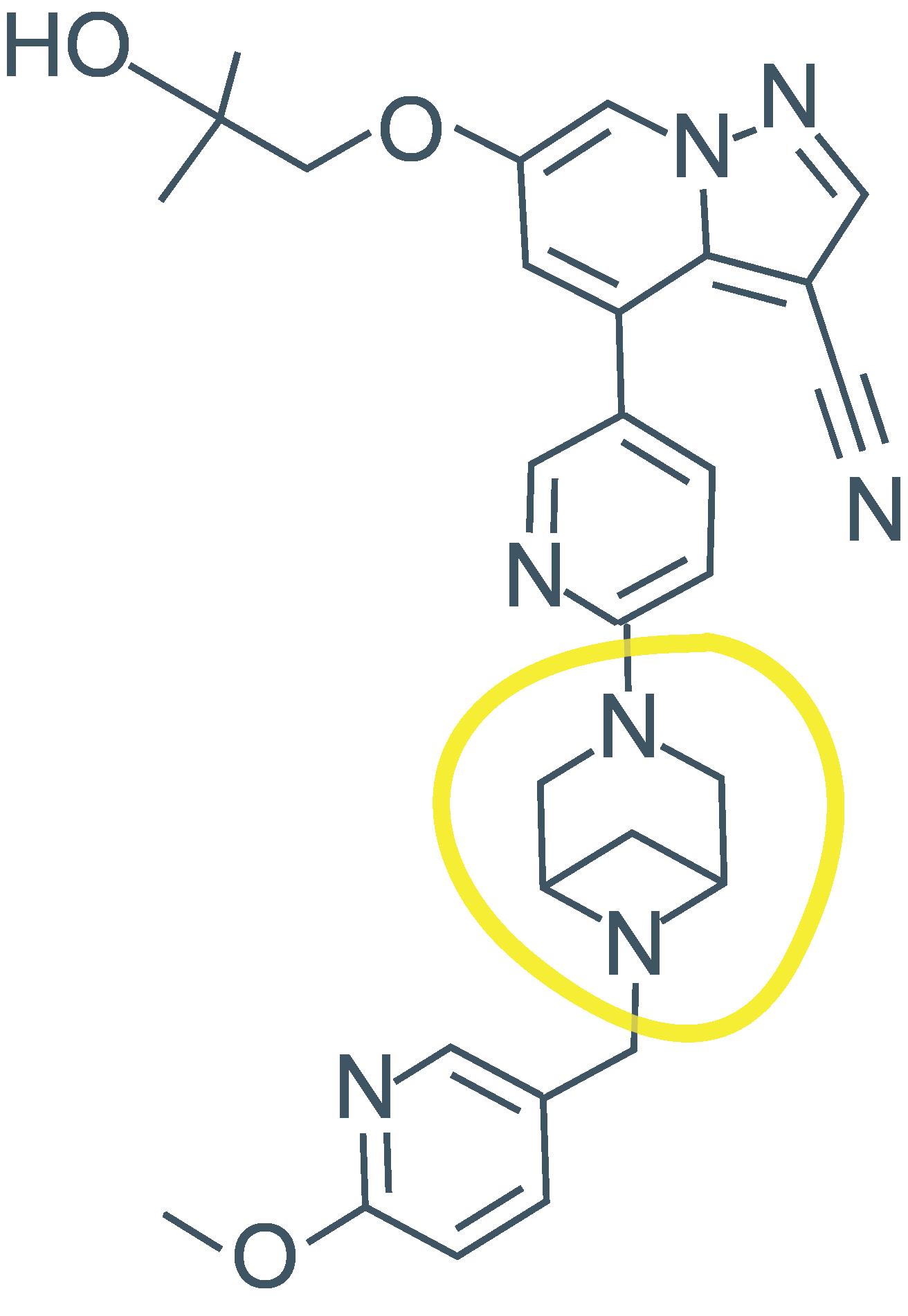 Figure 4. Structure of Selpercatinib