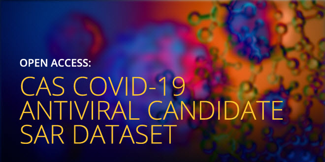 COVID-19 antiviral compounds SAR dataset banner