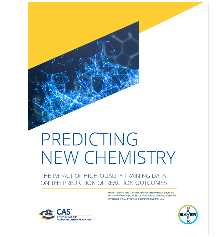 Predicting new chemistry