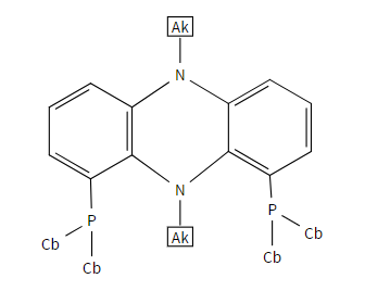 Markush structure example