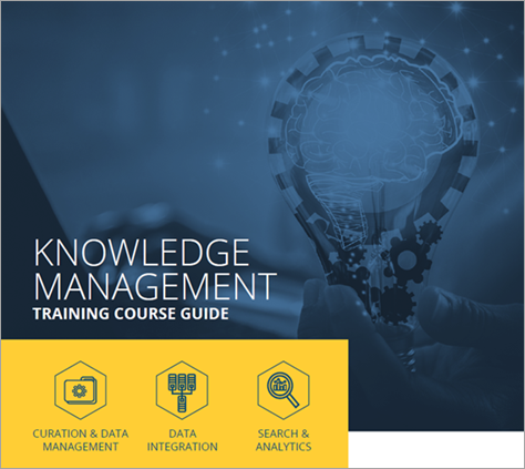 CAS Knowledge Management Training Guide cover image