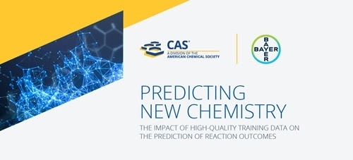 Predicting New Chemistry whitepaper cover banner