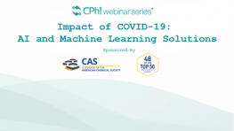 CAS IQVIA webinar in the CPhI series
