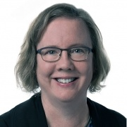Photo of Anne Marie Clark, patent expert at CAS