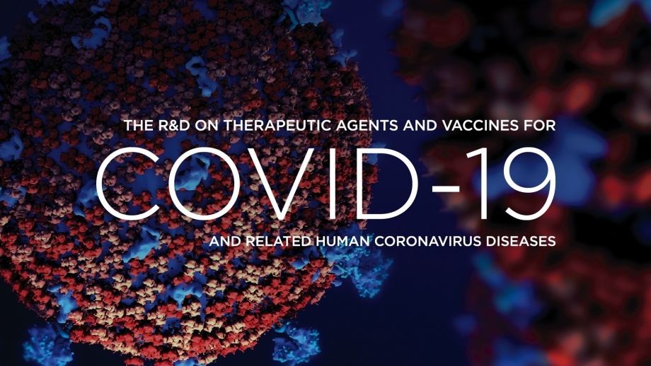 Research on Therapeutic Agents to treat COVID-19 cover image