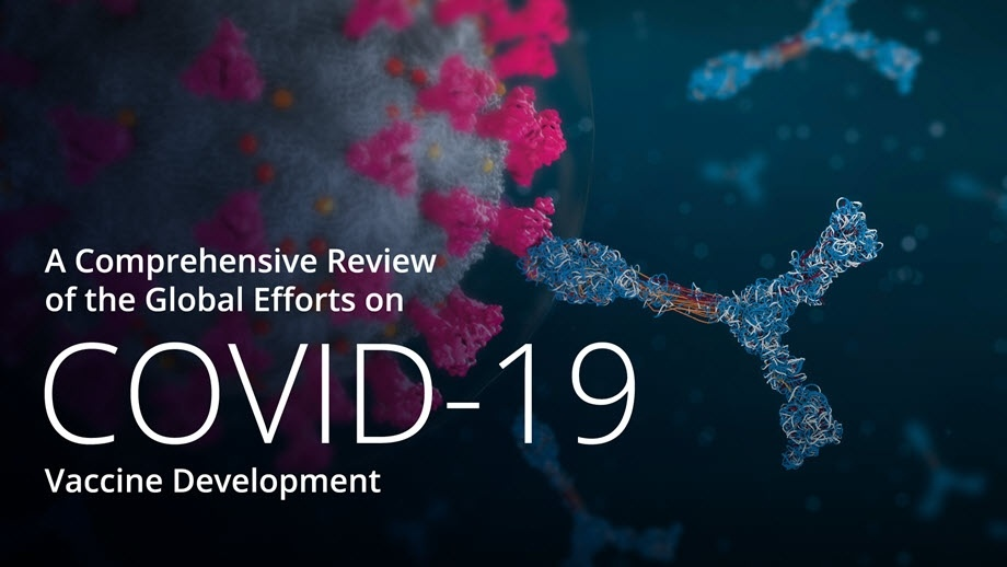 Covid vaccine development review article carousel image
